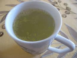 Hot Water + Lemon