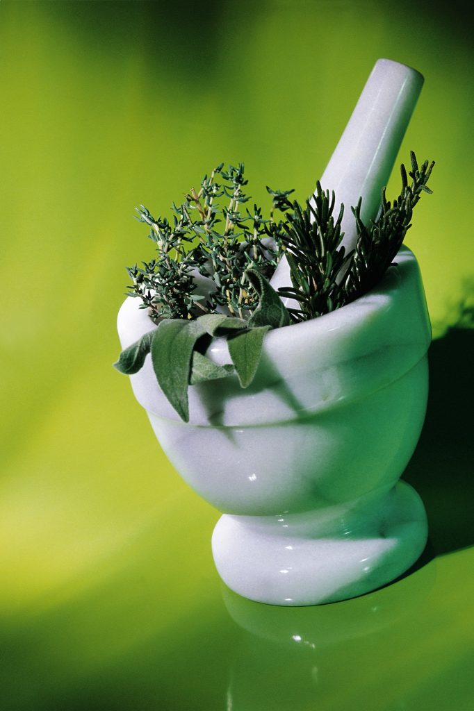 Herb Pestle for Cold Care Capsules