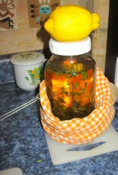 Thyme Medicine Thyme Tea