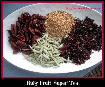 Ruby Fruit Super Tea