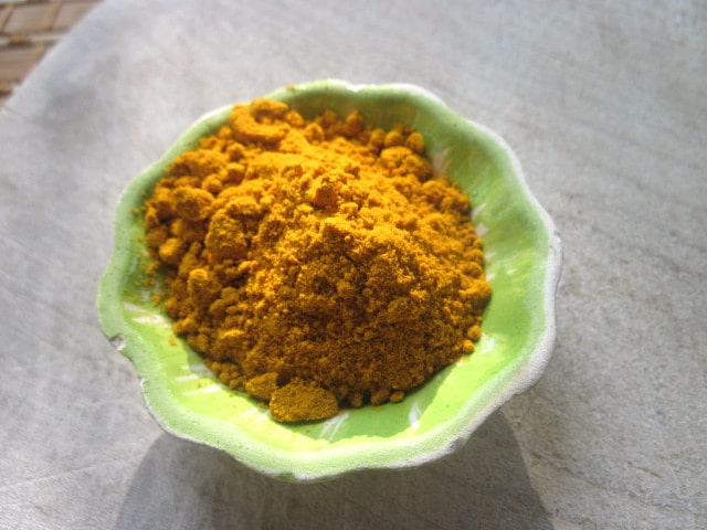 Golden gorgeous Turmeric