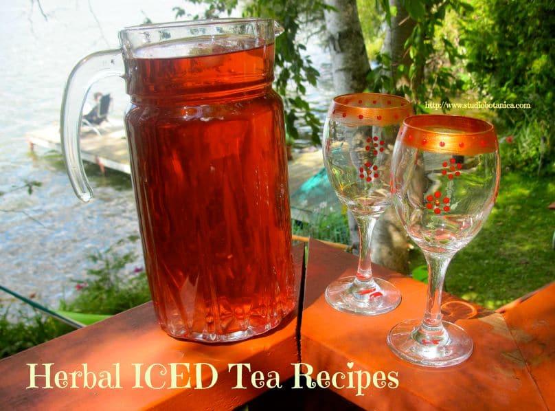 Easy herbal iced tea recipes studio botanica herbalicedteafbsb malvernweather Choice Image