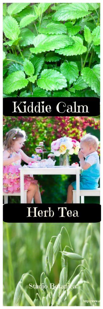 Kiddie Calm Tea
