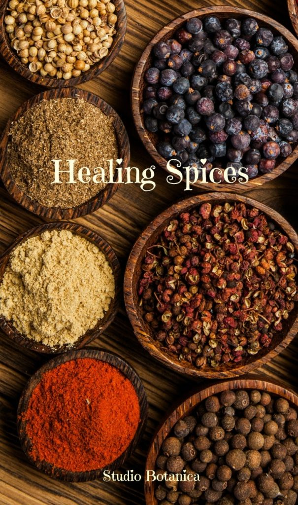 7 Spices blend